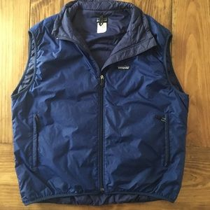Patagonia Puff Ball Blue Vest